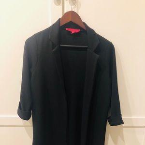 Lightweight duster coat